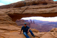 CANYONS & ARCHES 5/13 - WITH IAN WHITEHEAD