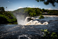 GREAT FALLS NATIONAL PARK     PATERSON, NJ - MAY 2019